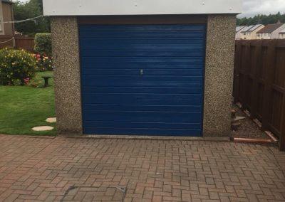 asbestos garage repairs Glasgow