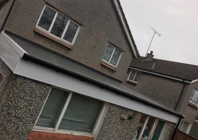 new garage roof Glasgow