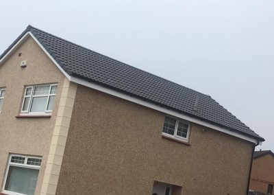 new roof installation Glasgow