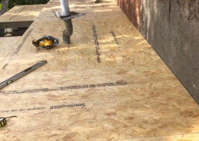 flat roof repair Glasgow