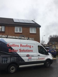 Collins roofers Bishopbriggs