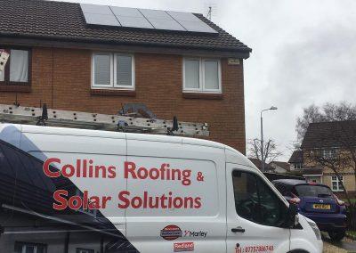 Collins roofers Bishopbriggs